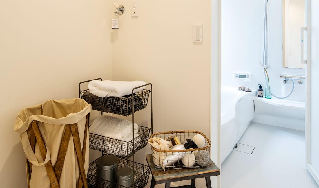 写真:浴室