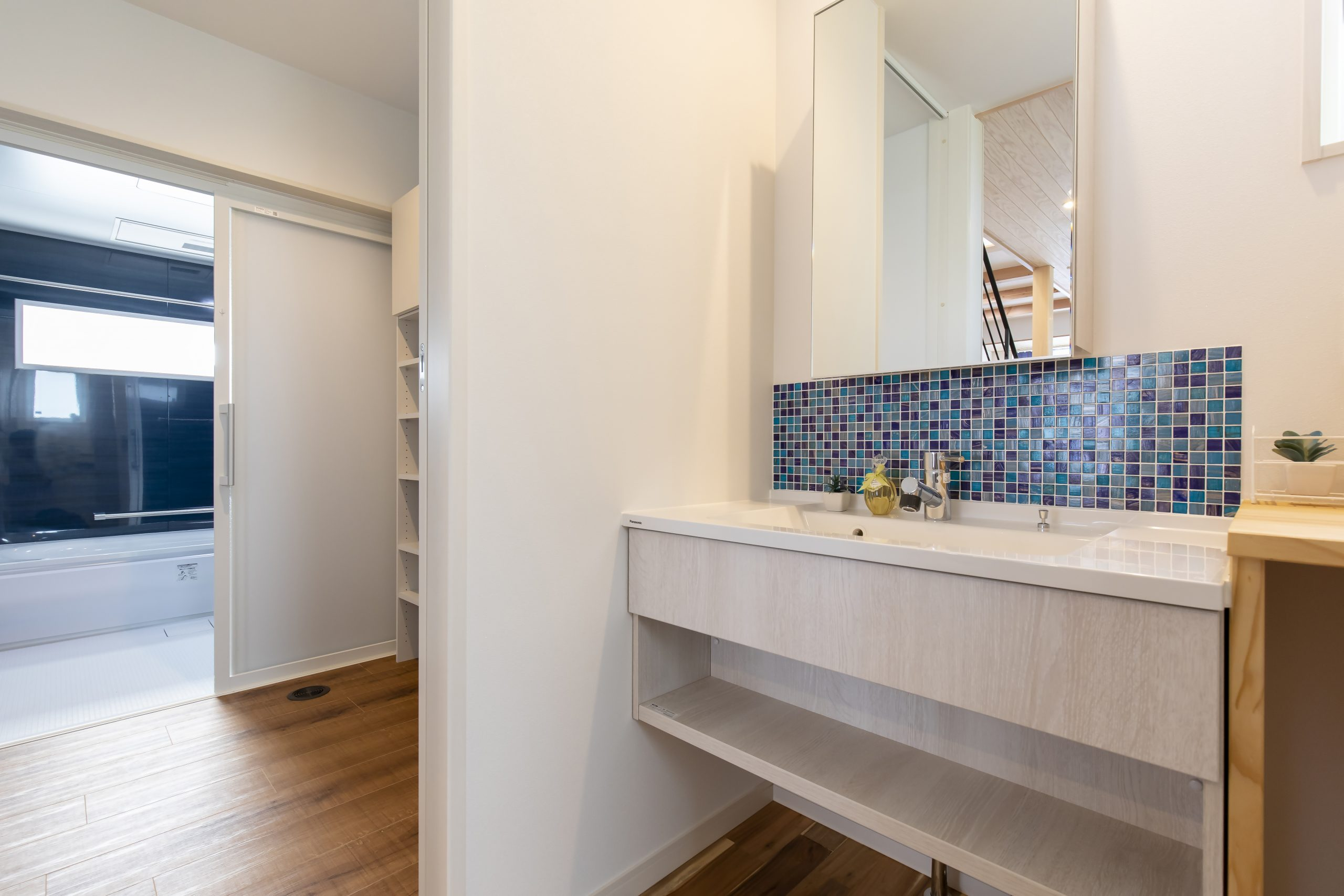 注文住宅で採用したいおしゃれで使いやすい洗面所づくり