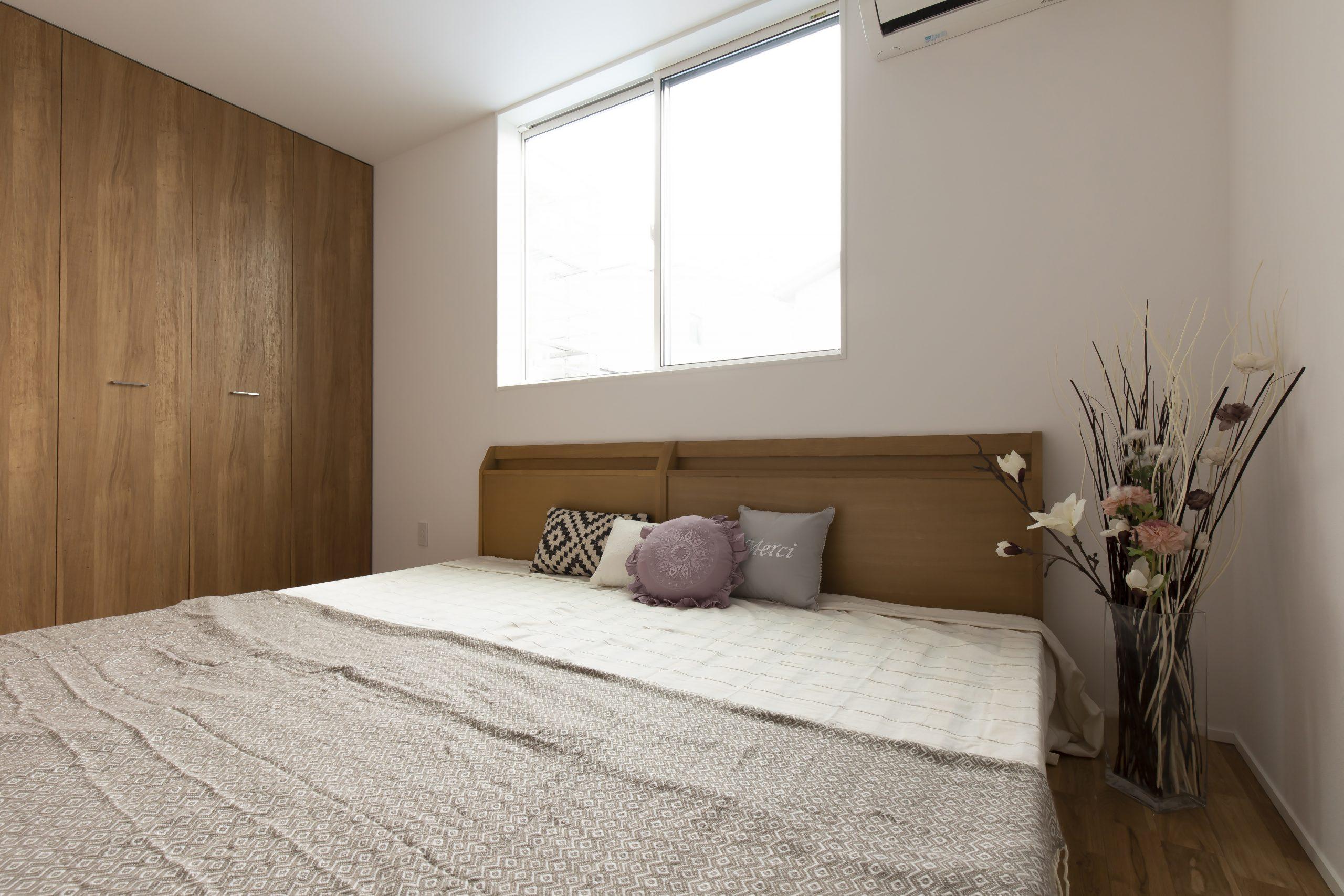 安眠できる!注文住宅の快適な寝室づくりのポイント