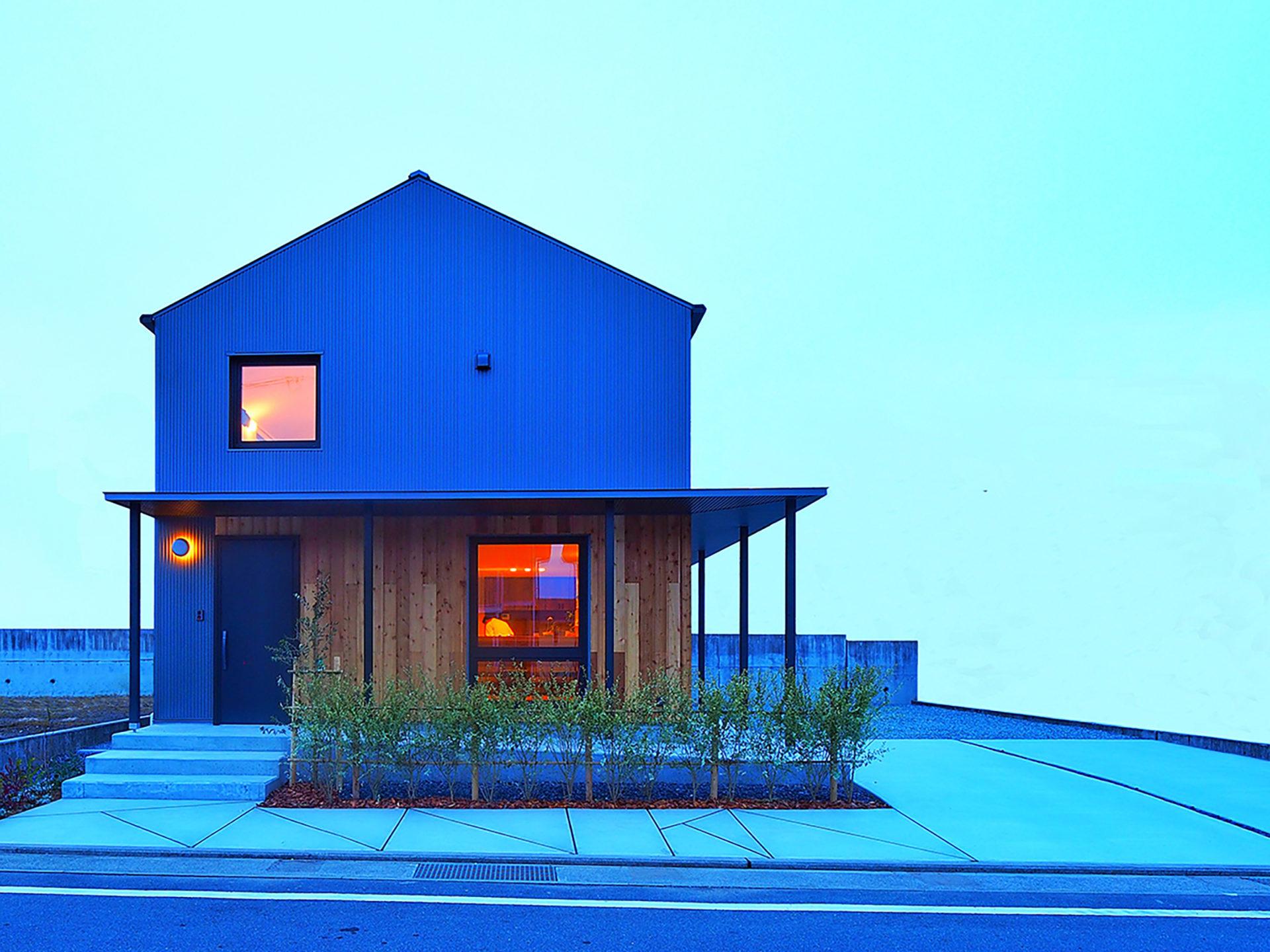 ETUSUSモデルハウス サステナブルデザイン住宅 業界最高水準の性能とデザイン・価格 上質な暮らしを満たす規格住宅