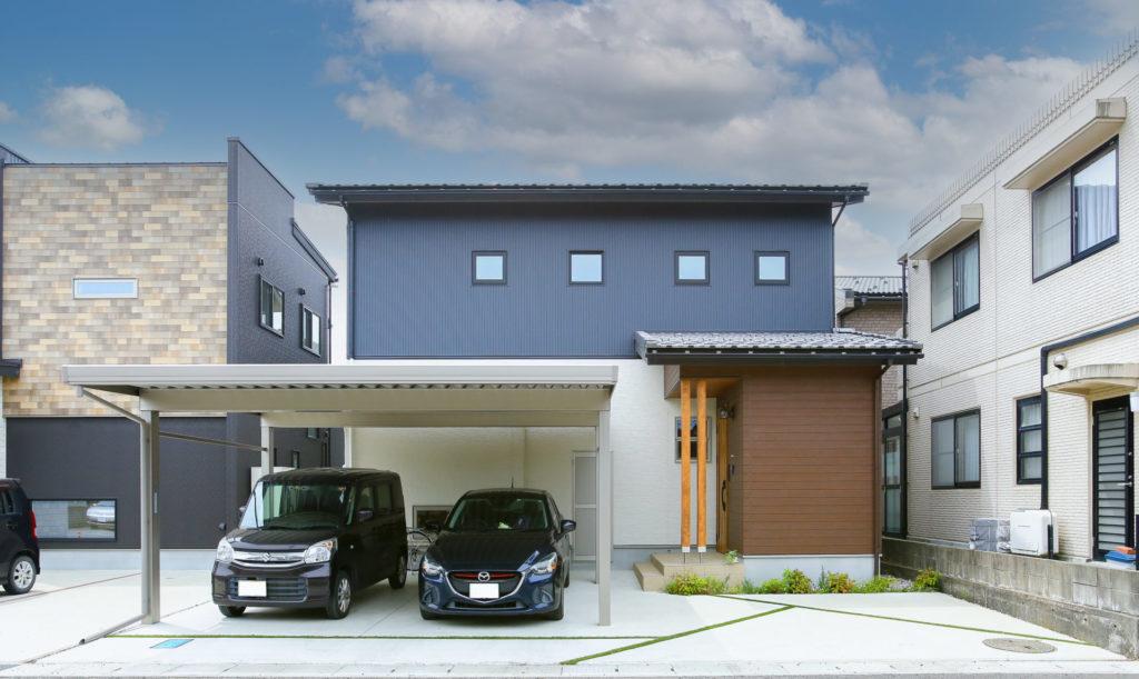 心地よく、住みやすい家で家族や友人と愉しむ。